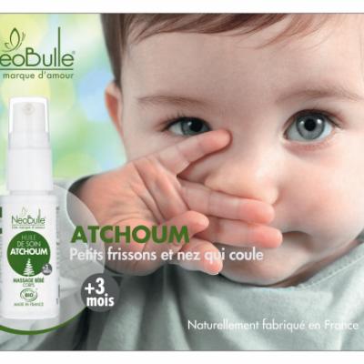 Lot Atchoum Bébé