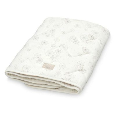 Couverture multi usages en coton bio CamCam 100x100cm
