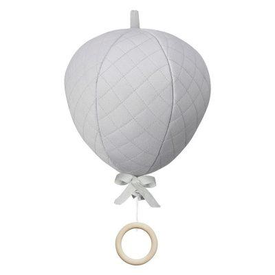 Mobile musical Ballon en coton bio CamCam