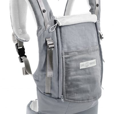 Porte bébé : le Physio Carrier Love Radius by Jpmbb