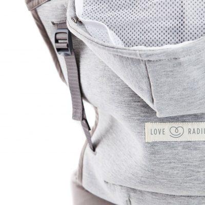 Hoodie Carrier Love Radius