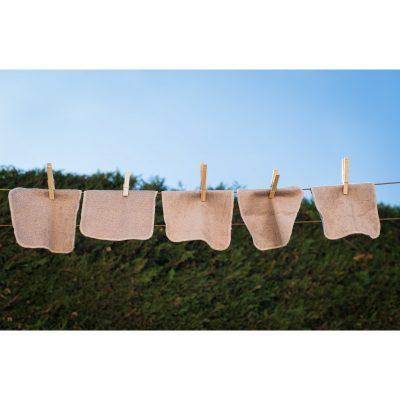 Lingettes lavables bio Neobulle