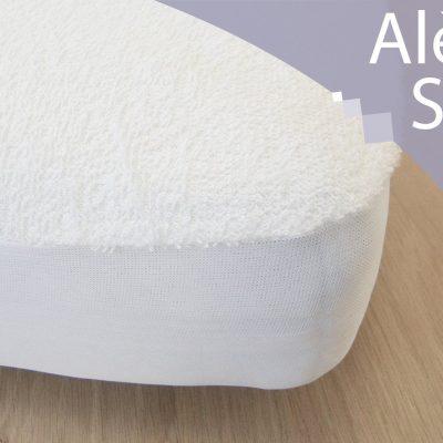 Alèse  Coton  Soft pour lit bébé et/ou enfant