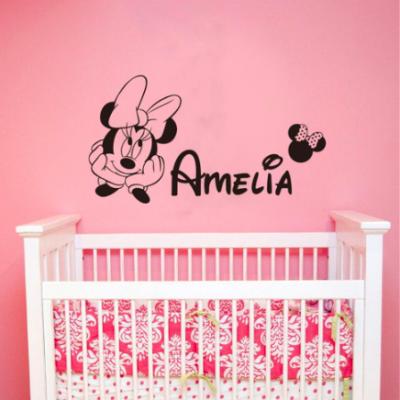 Stickers personnalisé Disney