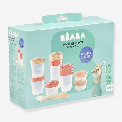 Kit de pots de conservation Beaba