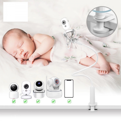 Bras articulé support de caméra baby phone