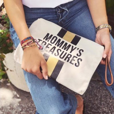 Pochette maman Mommy Clutch Childhome