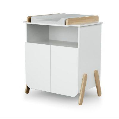 Table à langer scandinave