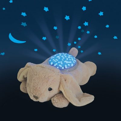 Veilleuse Lapin sonore et lumineuse Cloud B