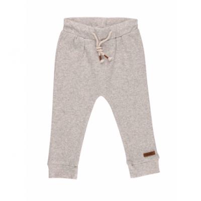 Pantalon Little Dutch grey melange