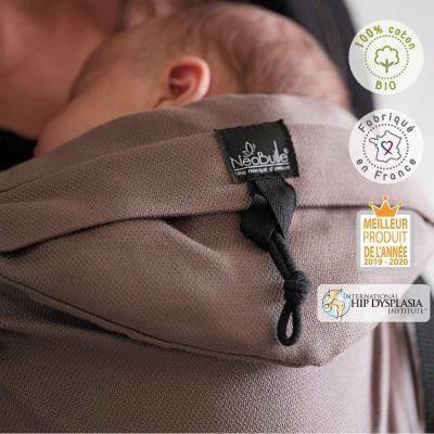 Porte bébé préformé Neo de Néobulle V2