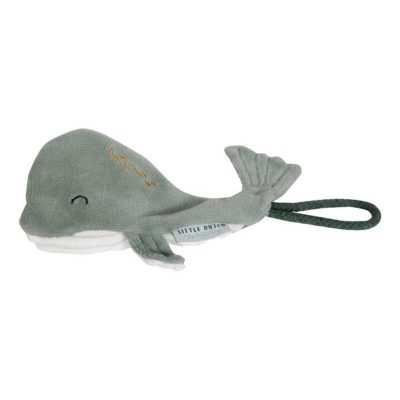 Attache tétine Baleine Little Dutch