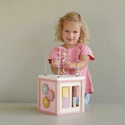 Cube d'activités Little Dutch