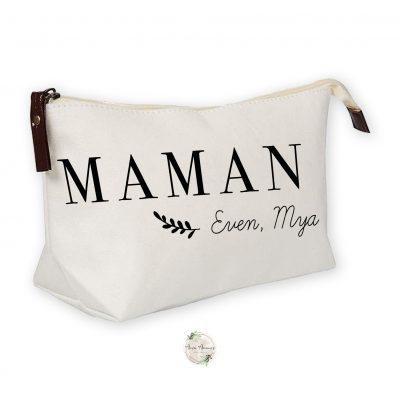 Pochette grand format Maman